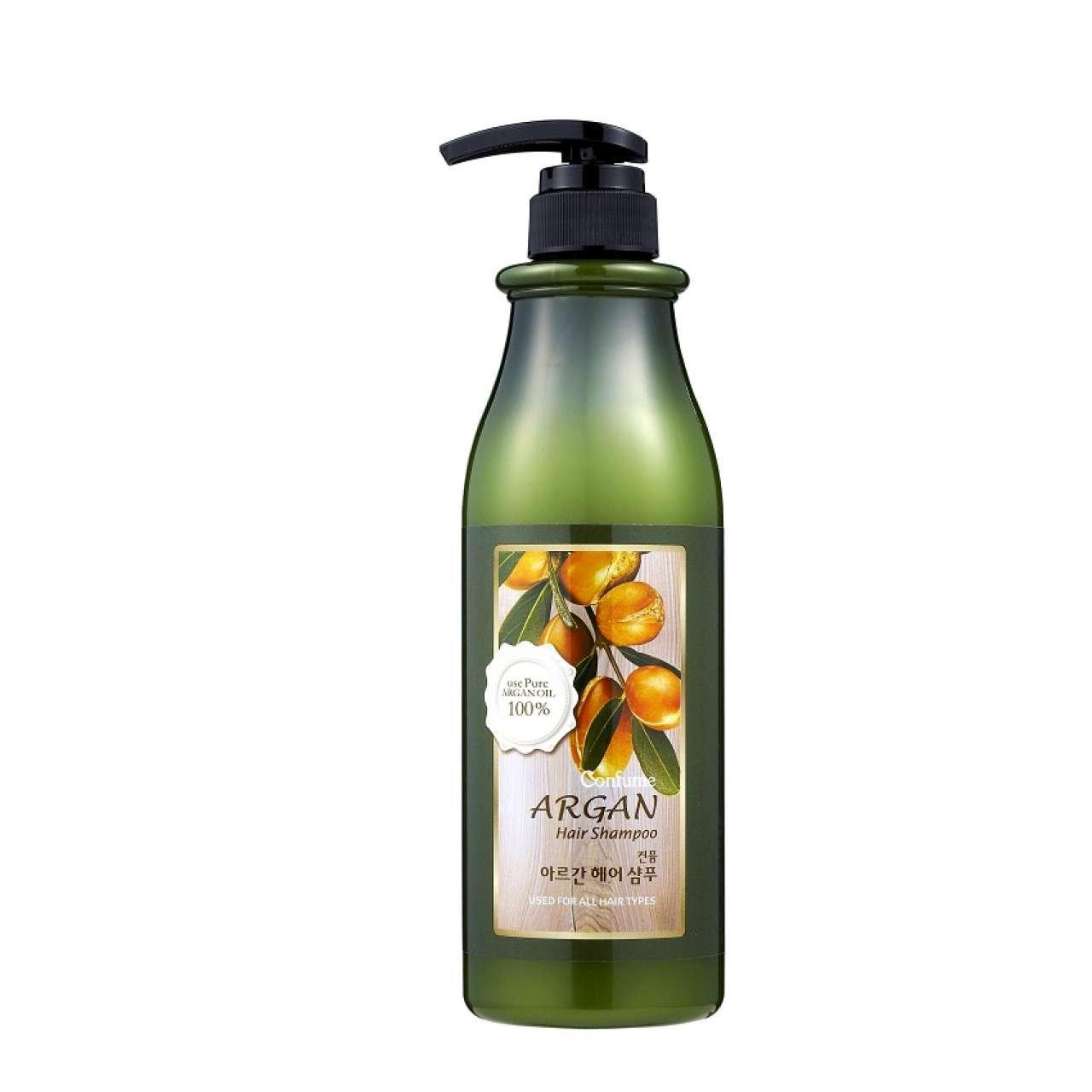 Confume Шампунь для волос с аргановым маслом