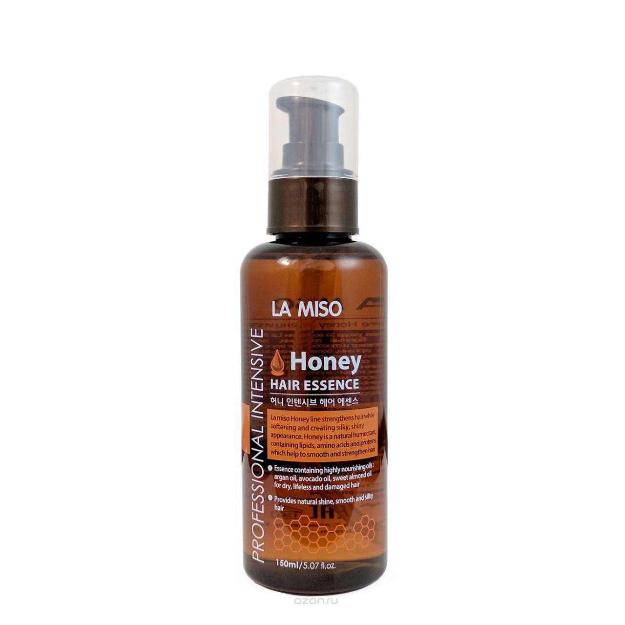 LA MISO Professional Intensive Honey Эссенция для волос