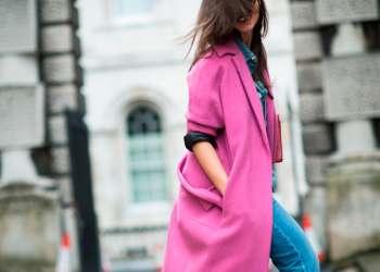 Яркое пальто — must have!